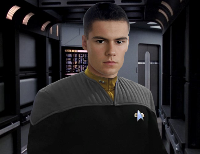Lieutenant JG Velin Ikiri