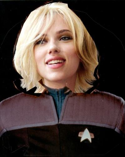 Commander Caroline Miller