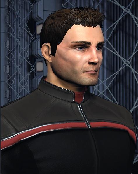 Lieutenant JG David Scarlet