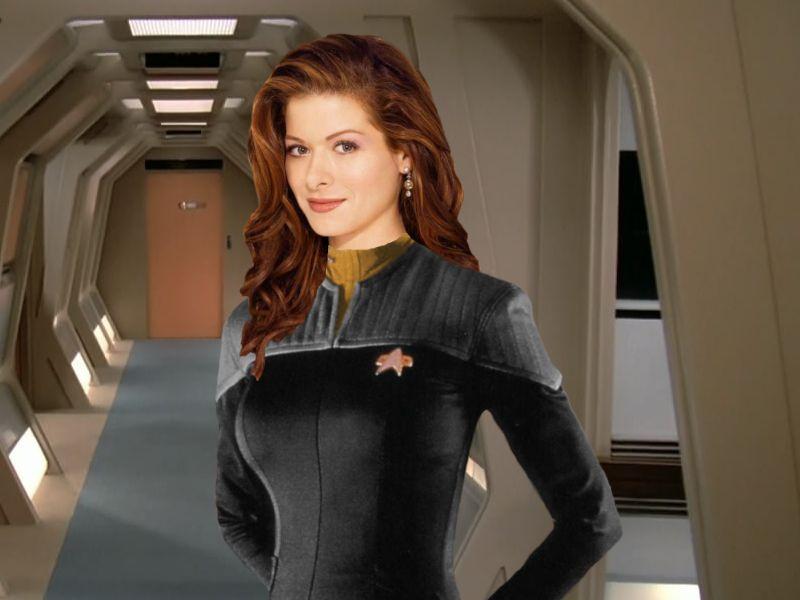 Lieutenant JG Stephanie O'Hara